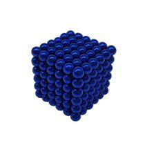 Neocube Azul Royal Neodímio 216 Esferas ø 5 mm