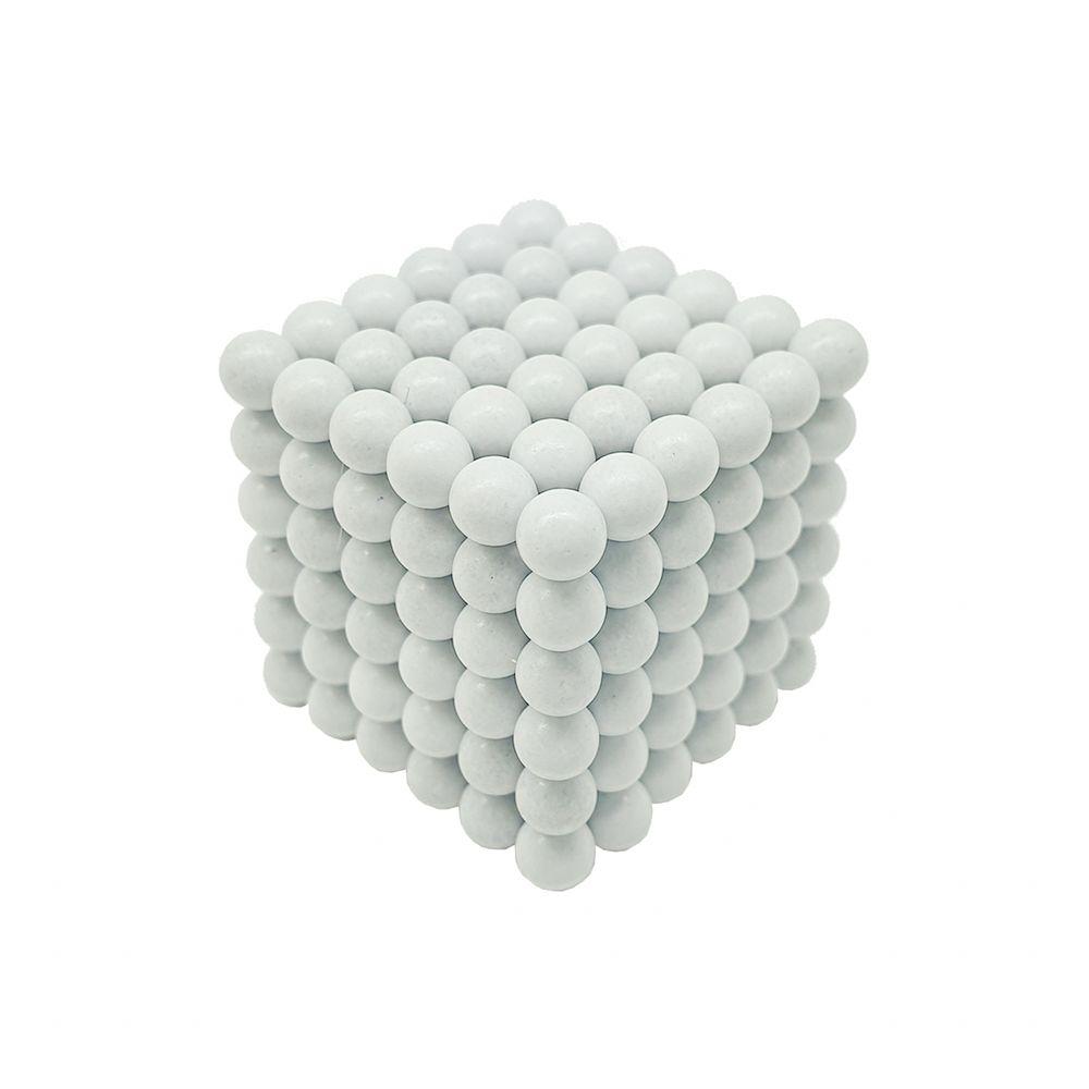 Neocube Branco Neodímio 216 Esferas ø 5 mm