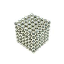 Neocube Cromado Neodímio 216 Esferas ø 5 mm