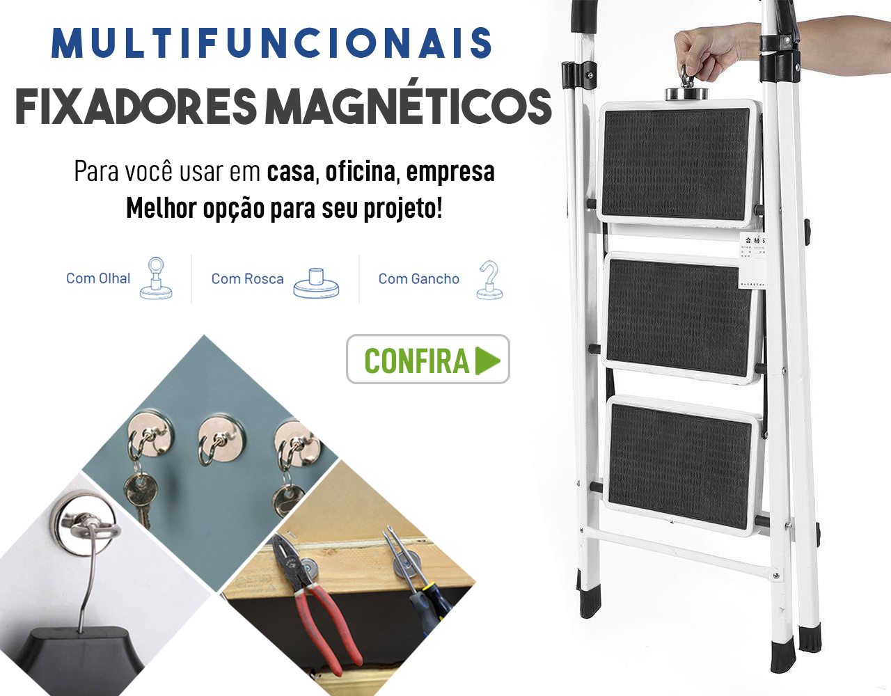banner principal mobile - Fixadores Magnéticos