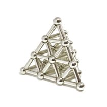 Pirâmide Magnética de Neodímio 150 Peças