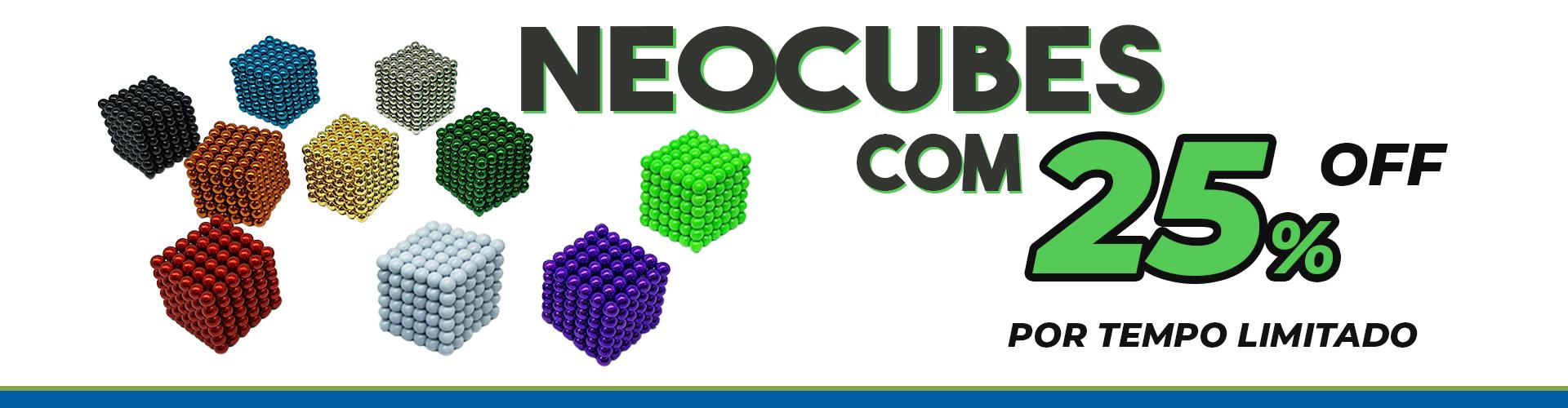 Banner Principal - Promo Neocube Julho/21
