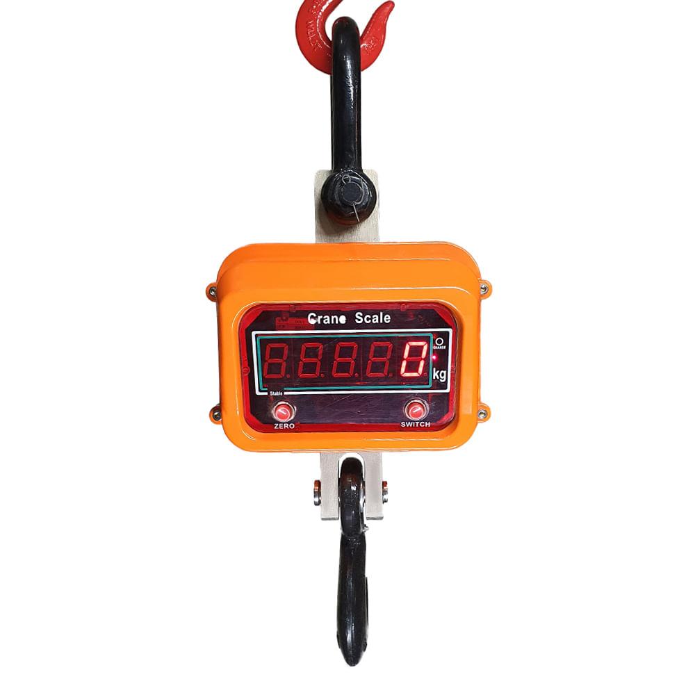 Dinamômetro Digital 1.000kg Reforçado